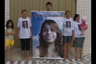 No Sertão da Paraíba mulher pede justiça após morte da filha - Há seis meses ela espera o resultado do inquérito.