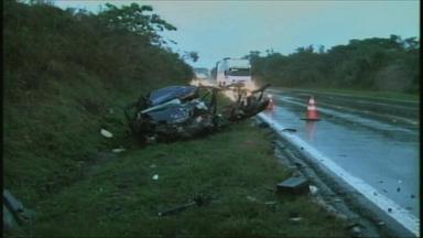 Homem morre em acidente em Erechim, RS - Vítima tinha 50 anos.