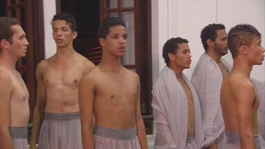 Espetáculo O Nosso Villa é encenado no Dona Lindu, Recife - Peça é uma homenagem ao compositor Villa-Lobos.