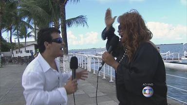 Bamdamel comemora 30 anos de carreira em show no Recife - Grupo se apresenta no Catamarã.