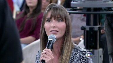 'Melhor fase esta sendo depois dos 30 anos', revela solteira - Denise Duarte comenta preconceito das pessoas