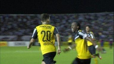 Com superlotação no estádio Joia da Princesa, Santos vence o Bahia fora de casa - Polícia Militar baiana agiu bem e conseguiu evitar uma tragédia com os torcedores