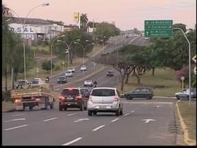 Semav realiza levantamento estatístico em cruzamentos de Pres. Prudente - Locais são os principais pontos de congestionamento em horários de pico.
