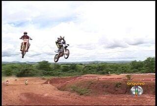 Primeira etapa do Circuito Inter TV de Supercross é realizada em Coração de Jesus - Na cidade será realizada mais uma etapa do Circuito Paré de Vaquejada Inter TV.