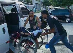Serviço de transporte de cadeirantes voltou à ativa em Caruaru - Atendimento está aberto normalmente para inscrições e agendamentos, segundo Secretaria Municipal de Políticas Sociais.