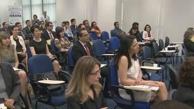 TRT encerra Jornada Institucional dos Magistrados, no AM - Ao todo, 64 participaram do evento; tema da primeira edição foi: Dignidade Humana e Exército da Jurisdição.