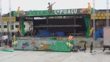 Festa do Cupuaçu inicia em Presidente Figueiredo, no AM - Evento segue até domingo; festa terá atrações nacionais.