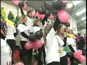 Cerca de 200 mulheres participam do encontro da Mulher serrana - Cerca de 200 mulheres participam do encontro da Mulher serrana