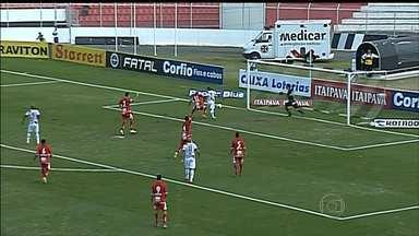 Boa Esporte perde para Ponte Preta pela Série B do Campeonato Brasileiro - Time mineiro foi derrotado por 1x0 em Campinas.