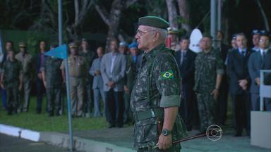 General é promovido e Comando Militar do Nordeste troca de comando - Com a ida de Odilson Sampaio Benzi ao Supremo Tribunal Militar, assume interinamente o general de divisão João Carlos de Jesus.
