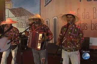 Ciclo de Festejos Juninos é realizado no Pelourinho - Tem forró, feira de artesanato, quadrilha junina e repentista. Confira também a programação para esta quinta-feira (5).