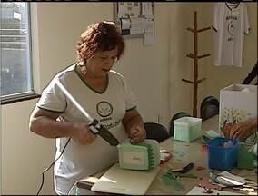 Associação de Ipatinga presta serviços para 200 portadores de deficiência renal - Entidade desenvolve atividades com acompanhantes e pacientes.