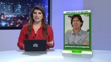 São José Esporte Clube apresenta novo técnico para disputar a Copa Paulista - Wilson Gottardo será o treinador do time no torneio, que começa no mês que vem.