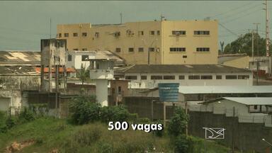 Unidades prisionais do Maranhão precisam abrir três mil vagas para suprir a demanda - Déficit foi apontado em levantamento do Conselho Nacional de Justiça (CNJ).