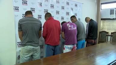 Operação 'Legalidade III' prende suspeitos na Zona da Mata e Vertentes - No Campo das Vertentes, foram 40 detidos em três cidades.
