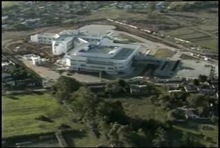 27 de agosto: data para a conclusão das obras do Hospital Regional em Santa Maria (RS) - A Secretaria Estadual da Saúde corre para comprar equipamentos e definir quem vai administrar a estrutura.