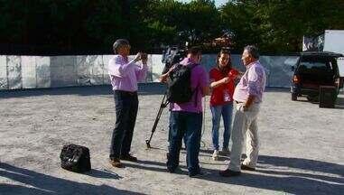 Jornal da EPTV mostra entrega do CT da Ponte Preta para Copa - Após a reforma, o CT da Ponte Preta foi entregue nesta segunda-feira (9). As seleções de Portugal e Nigéria desembarcam nesta terça e quarta em Campinas. Alguns jornalistas da imprensa portuguesa apontaram alguns problemas nas instalações.