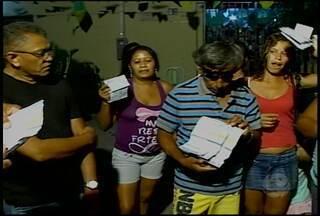 Moradores do bairro Mandacaru, em Petrolina, reclamam dos valores das contas de energia - Os moradores consideram as cobranças indevidas.