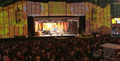 """""""No céu também tem forró"""" vence final do Forró Fest, em Campina Grande - """"Ser nordestino é ter poder"""" ficou em segundo lugar e a canção """"Lamento sertanejo"""" foi a terceira colocada do maior festival de música da região."""
