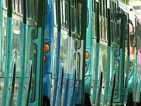 TRT determina frota mínima na greve do transporte coletivo em Florianópolis - TRT determina frota mínima na greve do transporte coletivo em Florianópolis