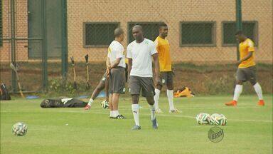 Veja como foi o dia da Seleção da Costa do Marfim - Veja como foi o dia da Seleção da Costa do Marfim