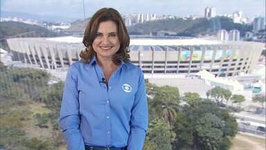 Veja os destaques do MGTV 1ª Edição desta terça-feira - Seleções do Uruguai e Argentina já estão em Belo Horizonte para disputa da Copa do Mundo.