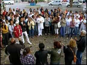 HSJD negocia com sindicato e greve é suspensa em Divinópolis - Salários foram reajustados em 5,62% e 9%; tíquete passou para R$ 130.Funcionários estavam parados desde o dia 6 de junho.