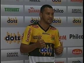 Criciúma perde três pontos no Brasileirão - Criciúma perde três pontos no Brasileirão