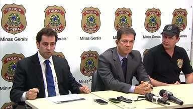 Doze presos em operação de tráfico internacional estão em Juiz de Fora - Criminosos agiam em MG, SP, RJ, PR, SC e MS; 19 pessoas foram presas. Em Juiz de Fora também foram apreendidos nove veículos.