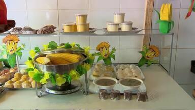 Padarias de Juiz de Fora oferecem comidas típicas de Festa Junina - Objetivo é aumentar o faturamento com caldos e doces.