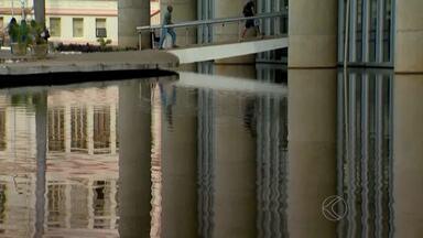 Sete cidades da Zona da Mata e Vertentes recebem sinal digital - Lançamento marcou esta terça-feira (10) em São João del Rei. Trabalho da TV Integração para a digitalização começou há três anos.