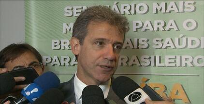 JPB2JP: Seminário discute em João Pessoa o programa Mais Médicos - Dados foram apresentados pelo Ministro da Saúde.