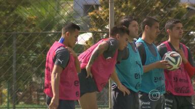 Chile estreia contra Austrália nesta sexta-feira (13), em Cuiabá - E nesta quarta eles tiveram boas notícias.