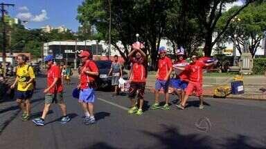 Turistas e visitantes se encantam com a cultura de Cuiabá - Turistas e visitantes se encantam com a cultura de Cuiabá.