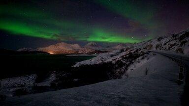 Planeta Extremo: Aurora Boreal - Aurora Boreal