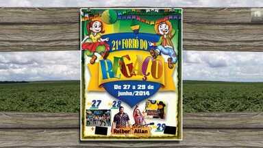 Confira as festas e eventos rurais da semana - Têm exposição agropecuária, festas religiosas, cursos e muito mais.