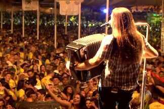 Veja como estão as festas de São João no interior do estado - Confira no giro pelo interior.