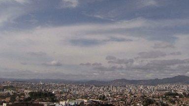 Primeira semana do inverno começa mais fria em Belo Horizonte - Porém, as temperaturas devem subir a partir da quinta-feira (26), segundo a meteorologia. Não há previsão de chuva.