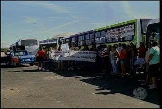 Continua greve de funcionários da empresa Viva Petrolina - Votação da assembleia foi supresa