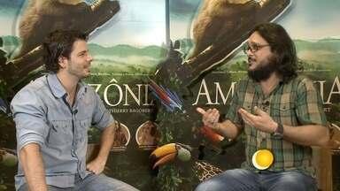 Filme Amazônia - Filme Amazônia