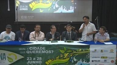 Semana do meio ambiente discute problemas ambientais em Rondônia - Instituições públicas e não governamentais discutem vários assuntos de interesse público.