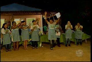 Concurso de Culinária Junina da TV Grande Rio foi realizado nesta sexta-feira (28) - Evento teve receitas ganhadoras
