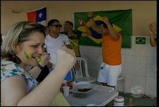 Brasil vence o Chile e segue para as quartas de final da Copa do Mundo - A partida foi emocionante.