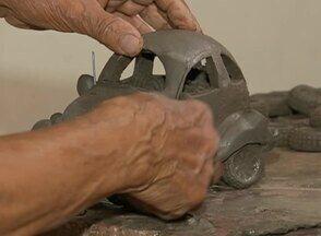 Artesãos de Caruaru se preparam para participar da Fenearte - Evento será realizado na próxima semana.