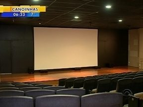 Administrador do cinema do CIC rompe contrato e local é fechado - Administrador do cinema do CIC rompe contrato e local é fechado