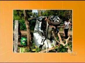 Mais de 70 acidentes são registrados nas rodovias federais no mês de junho - Mais de 70 acidentes são registrados nas rodovias federais no mês de junho.