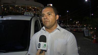 Taxistas com dominío da língua inglesa se destacam durante a Copa do Mundo, em Fortaleza - Fortaleza deve receber cerca de 400 mil turistas até o final da Copa do Mundo.