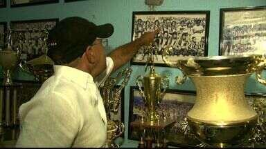 Ex-jogador do CSA, Jorge Nunes fala da época em que Felipão treinou o Azulão - Além de treinador, Luiz Felipe Scolari também foi zagueiro azulino e iniciou a carreira em Alagoas nos anos 80.