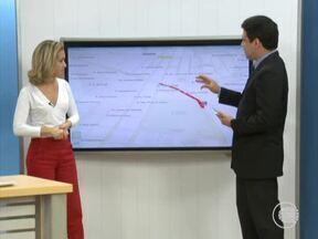 Aplicativo mostra mapa de acidentes, velocidade, e perigos em vias de Teresina - Aplicativo mostra mapa de acidentes, velocidade, e perigos em vias de Teresina