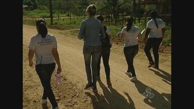 Campanha orienta população sobre hanseníase - Rondônia é um dos estados com maior número de pessoas com a doença.